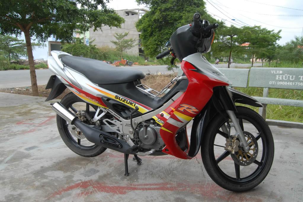 Bán suzuki satria 2006 Zin - Bán xe máy - Xe máy - Xe cộ - Bán ...