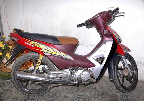 Bán wave rs 100 phanh dia vanh duc - ID1088060 - Bán xe máy - Xe máy