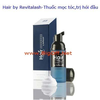 Hair by Revitalash-Thuốc mọc tóc, trị hói đầu( Dung Tích 46 ml)