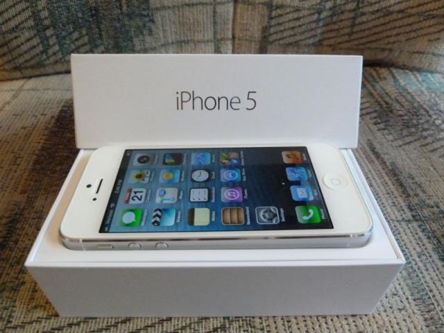 Sang Iphone 5_64gb quốc tế màu trắng