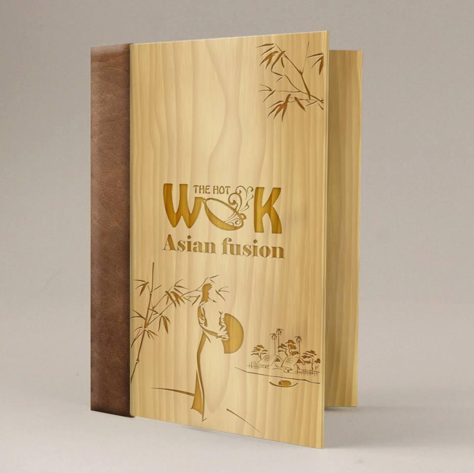 Bán sẵn quyển menu da, gỗ, bill bìa da, in ép nhũ giá rẻ nhất HN ĐT: 0973247167