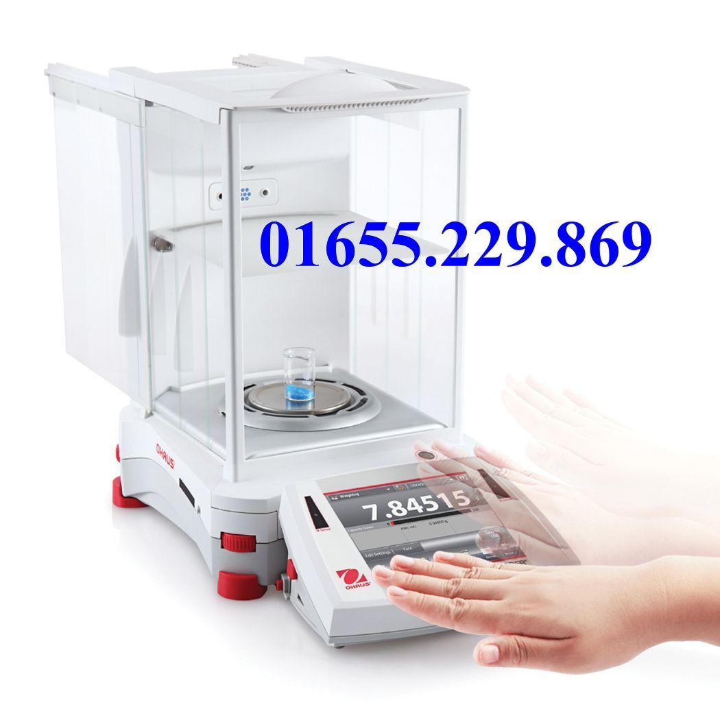 Cân phân tích 5 số lẻ giá rẻ Model EX125 hãng Ohaus