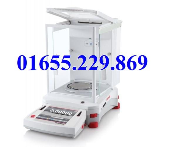 Model EX225/ AD Hãng OHAUS - Cân phân tích bán vi lượng 5 số lẻ hãng OHAUS