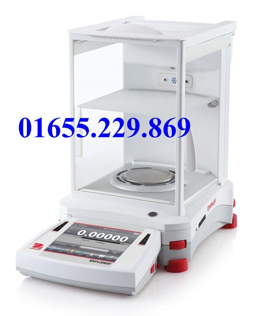 Model EX125D - Cân phân tích 05 số lẻ giá rẻ hãng Ohaus