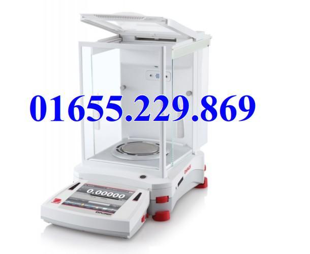 OHAUS VietNam Cân phân tích 5 số lẻ Model EX225D