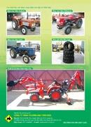 Đồng Nai: Nhà cung cấp độc quyền vỏ xe máy nông nghiệp hiệu BKT (Ấn độ) CAT247_278