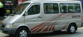 Cho thuê xe Du lịch đời mới từ 4 - 7 - 16 -29 - 45 chỗ