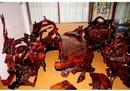 Tp. Hồ Chí Minh: Cần bán gấp giá rẻ bộ bàn ghế gốc cây TRẮC 100% tự nhiên CL1002890