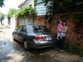 Cho Thuê Xe Mazda 626 - 4 chỗ, xe gia đình phục vụ Công tác, DL, bình dân