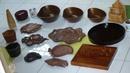 Tp. Hồ Chí Minh: Bán 16 sp gỗ mỹ nghệ (240k) ; 16 sp gốm mn (160k CAT2_45P11