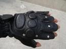 Khánh Hòa: Găng tay da cụt ngón, xịn, đẹp, độc, bảo vệ tay cho các Biker CAT2_250