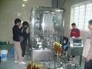 Tp. Hà Nội: Dây chuyền đóng chai dầu ăn - Chiết - Đóng nắp - Dán nhãn - In phun Tự động CL1003356