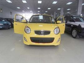 Bán Kia Morning SLX 2011 nhập khẩu màu xanh cốm giá tốt nhất SG
