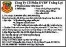 Tp. Hồ Chí Minh: Cơng Ty Cổ Phần DVBV Thắng Lợi Cần Tuyển CL1002982