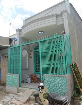 Bán Nhà đẹp 4m x 14m