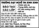 Tp. Hồ Chí Minh: Trường Dạy Nghề TM Xinh Xinh Đào Tạo Các Lớp CAT12P11