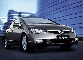 Cho thuê tháng Honda Civic 1.8MT 2007