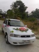 Tp. Hà Nội: Cần bán xe DAEWOO Cielo 5 chỗ màu trắng CL1003896