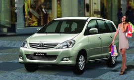 Bán Xe Toyota Innova G, V, GSR model 2010, mới 100%, giá rẻ nhất Sài Gòn.
