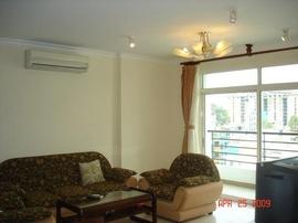 Cần cho thuê gấp căn hộ Tôn Thất Thuyết, TT Quận 4.