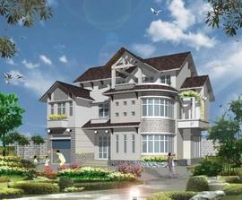 Cho thuê nhà MT Thành Thái Q.10. DT( 3, 4x17) 1 trệt, 2, 5 lầu, giá 25tr/th.