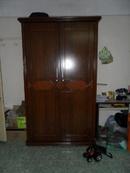 Tp. Hà Nội: Thanh lý tủ gỗ 2 buồng. CAT2P18