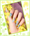 Tp. Hồ Chí Minh: San Nails chuyên đào tạo học viên trang trí móng chuyên nghiệp. CL1010118