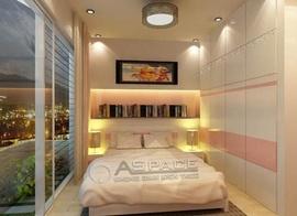 Cần cho thuê căn hộ cao cấp TẢN ĐÀ, đủ tiện nghi, giá 700usd/th