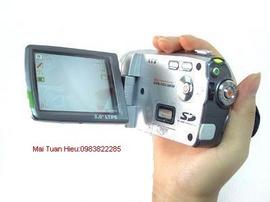 Máy Quay Sonyhandycam kiêm chụp ảnh KTS giá sốc
