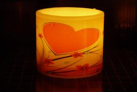 Nến đèn bão – quà tặng độc đáo – Có thể in hình lên nến