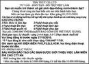 Tp. Hồ Chí Minh: Trà Thủy Co., LTD Tư Vấn - Đào Tạo – Hỗ Trợ Việc Làm CL1006210