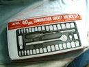 Tp. Hồ Chí Minh: 40pcs Combination socket wrench set CL1010353