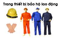Quần áo bảo hộ lao động, thiết bị BHLĐ