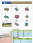 Tp. Hà Nội: Gạch lát Terrazzo, gạch Block cao cấp, ghế đá Granito Hòa An Hasicco CAT247P2