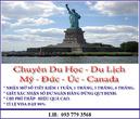 Tp. Hồ Chí Minh: Nhận làm hồ sơ, thủ tục đi du học du lịch Mỹ - Úc - Canada - Đức CAT246P2
