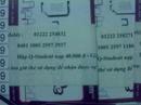 Tp. Hải Phòng: Cần bán 8 cái sim ngày sinh CL1008748