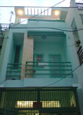 Cho Thuê NC HXH Bạch Đằng P2 Q.Tân Bình ( 4x18m) 2L 4PN, 3WC, 1ML nhà mới, đủ TN