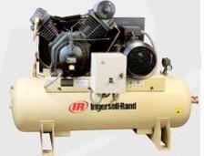 Bán máy bơm nén khí 240 lít hiệu Ingersoll Rend.