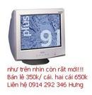 Đồng Nai: Bán màn hình máy tính Mitsubishi flat 17 inch siêu phẳng cực đẹp giá 650k/ 2 cái CL1047298P7