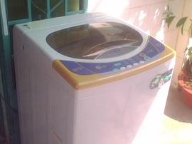 Bán máy giặt sanyo loại 6.5 kg còn sử dụng tốt