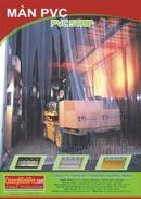 Tp. Hà Nội: Màn PVC ngăn lạnh cản bụi chống côn trùng CL1047882P4