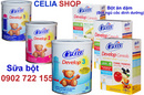 Tp. Hồ Chí Minh: Celia - Sữa bột & Bột ngũ cốc dinh dưỡng của Pháp CL1055043