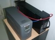 UPS SUNPAC Digital 700EHR - Giải pháp cúp điện cả ngày