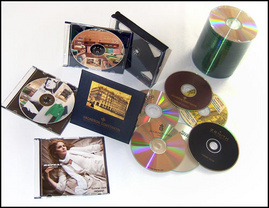 Ghi, in , sao chép, làm đĩa VCD, CD, DVD chất lượng nhất Việt Nam