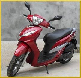 Cho thuê xe mô tô 2 bánh hiệu SharK