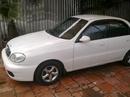 Tp. Hồ Chí Minh: Cần bán xe Lanos SX đời 2002 màu trắng, trợ lực lái, kính bấm theo xe, RSCL1155248