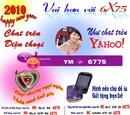 Cà Mau: Cài phần mềm yahoo chat cho điện thoại, mobile, ola chat, vitalk chat, Nokia, sams CAT246_257_321