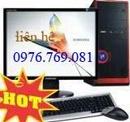 Tp. Hà Nội: Bán bộ máy tính Dual core mới giá rẻ bảo hành chính hãng CL1047298P7