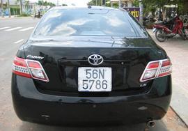 Cho thuê tự lái, Camry nhập 2010 - 1, 4TR 1/ng + SPORT Camaro nhập Mỹ, màu đỏ