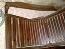 Tp. Đà Nẵng: Cần bán 1 ghế dựa bằng gỗ trắc. Có hình kèm theo. CL1026052